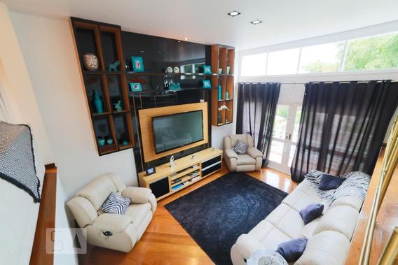Casa Em Condomínio Mobiliada Com 4 Dormitórios E 4 Garagens - Id: 892988904 - 288904