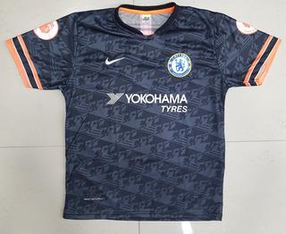 Camisa Chelsea Preta