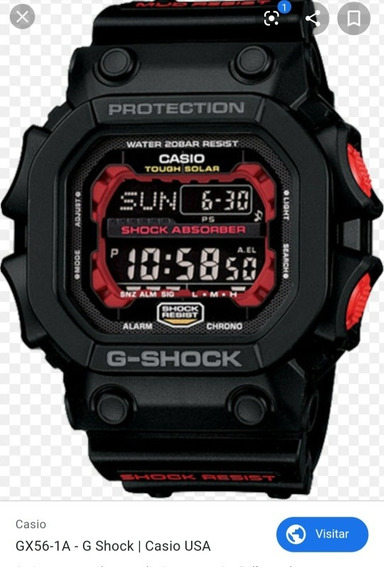 Relógio Casio Gx56-1a Versão 1 Original Raro