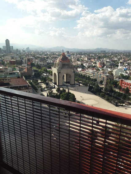 Departamento Nuevo, Con Área Comunes, En Paseo De La Reforma