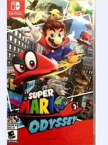 Super Mario Odissey + Bayonetta 2 Switch Novissimos