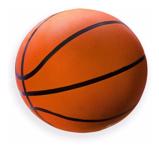Bola De Basquete Basketball Tamanho Padrão Ótima Qualidade