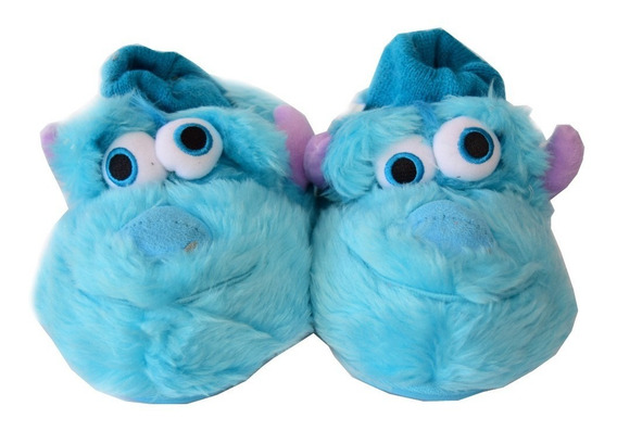 Pantuflas Addnice Sulley Monsters Inc
