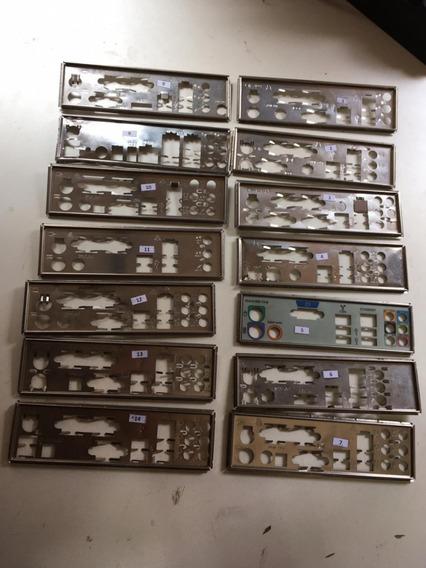 Espelho Placa Mãe Pc - Diversos Modelos Com Spdif