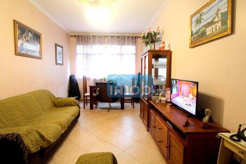 Apartamento Com 2 Dormitórios À Venda, 80 M² Por R$ 395.000,00 - Ponta Da Praia - Santos/sp - Ap7697