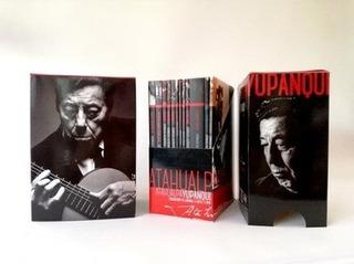 Atahualpa Yupanqui - Coleccion 10 Libros - 4 C Ds - 1 D Vd -