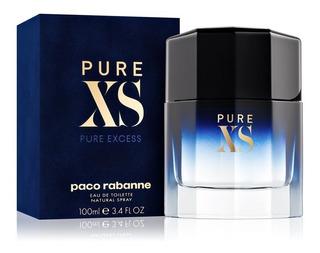 Pure Xs 100 Ml Edt Spray De Paco Rabanne