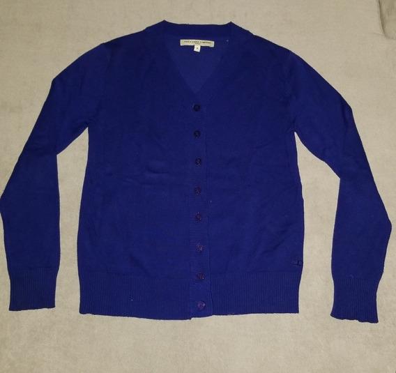 Cardigan Sweater Azul Paula Cahen Danvers Niño Talle 10