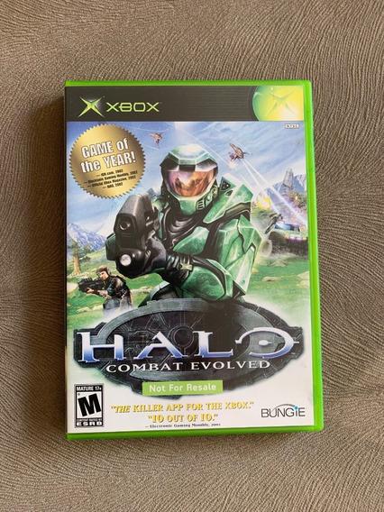 Halo Combat Evolved Xbox Classic