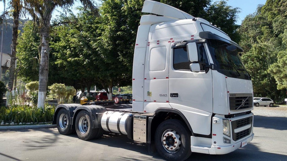 Volvo Fh540 Globetrotter 6x4t 2014/2014 I-shift