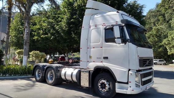Volvo Fh540 Globetrotter 6x4t 2014/2014 I-shift