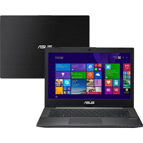 Notebook Asus Pro Core I5 6gb 500gb Hd - Seminovo