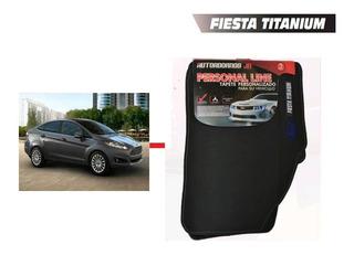 Tapetes De Carro Fiesta Titanium Cuero Calidad Piso Toyota