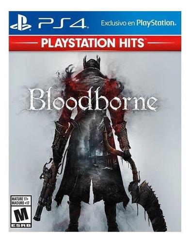 Imagen 1 de 4 de Bloodborne  Playstation Hits Sony PS4  Digital