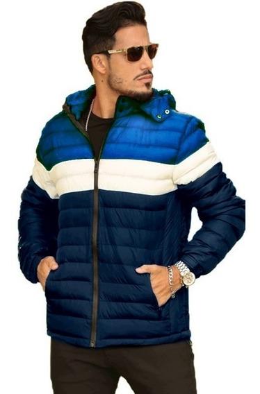 Jaqueta Casaco Blusa Slim Masculina Frio Inverno Promoção