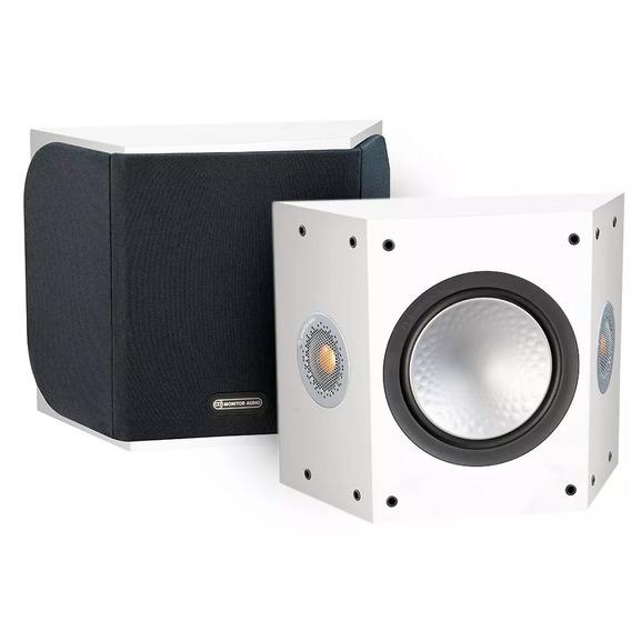 Monitor Audio Silver Fx (6g) Caixa Surround 85w Nfe (par)