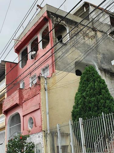 Cód. 717 Sobrado , 2 Dorm Para Alugar, 40 M² Por R$ 1.100