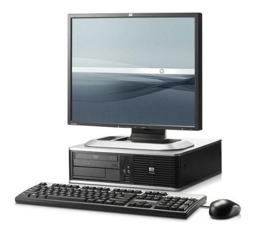 Computador Completo 250gb 4gb Core 2 Duo Lcd 19
