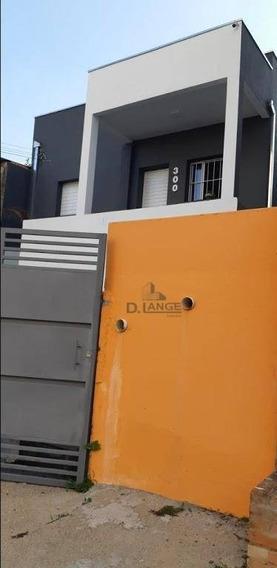 Alugo Casa 2 Dormitórios - 100 M² Por R$ 950/mês - Ponte Preta - Campinas/sp - Ca12926