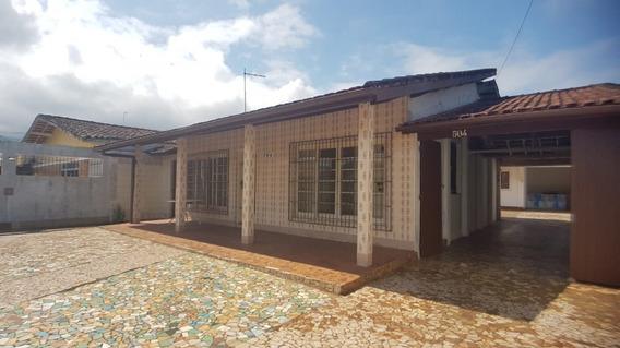 4019-casa Lote Inteiro 4 Dormitórios Lado Praia Praia Grande