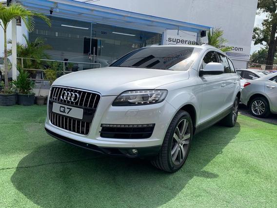 Audi Q7 2015 $ 22999