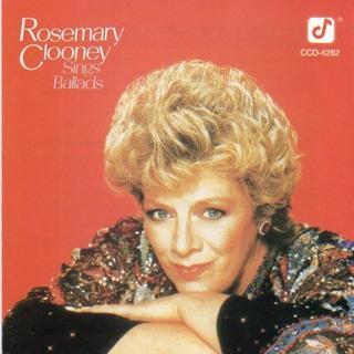 Sings Ballads - Clooney Rosemary (cd)