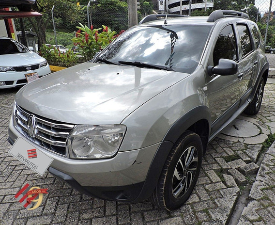 Renault Duster Expression Mt 4x2 1.6 2013 Kaq671