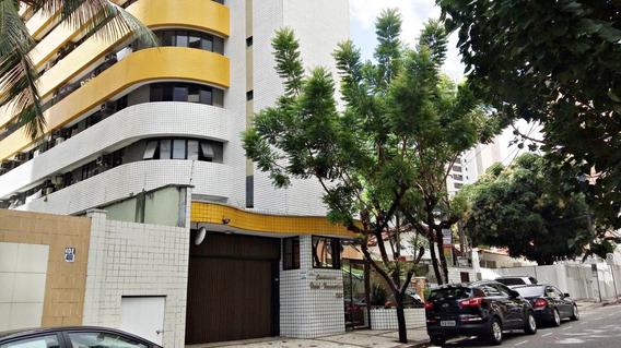 Apartamento 2 Quartos, Quase Esquina Com Rua Ana Bilhar