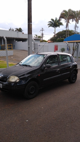 Renault Clio 2002 1.0 16v Rn 5p