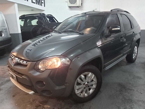 Fiat Palio We. Adventure 1.6 16 Locker