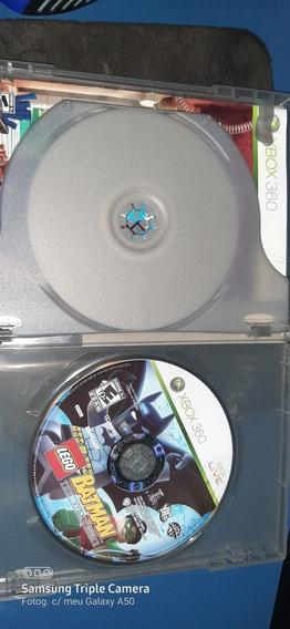Lego Batman E Banjo Kazooie 2x1 Xbox360 Original