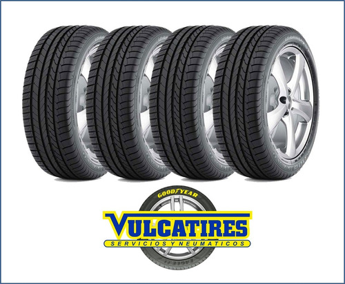Combo X4 Goodyear 195/60 R15 Efficient Grip - Vulcamoia Mdp
