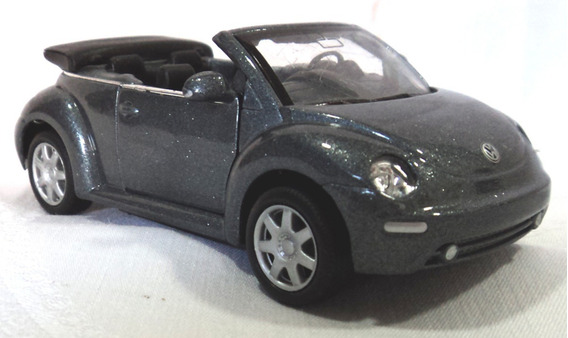 Welly Vw New Beetle Convertible China N ° 2352 Escala 1/43