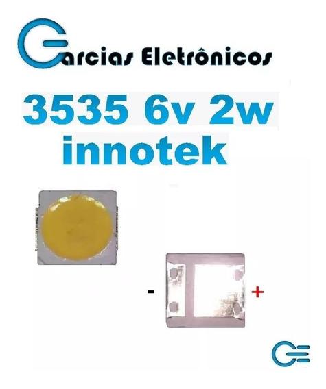 Led Tv 3535 6v 2w Innotek LG 50 + 5 Unid Brinde
