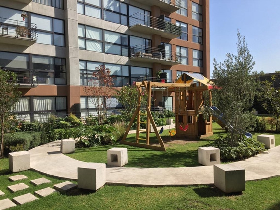 Hermoso Departamento Con 45 Metros De Roof Garden Privado