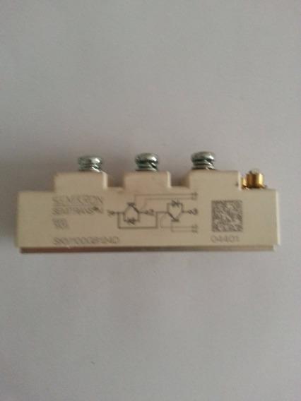 Modulo Igbt Skm100gb124d Contra- Entrega 2 Pç
