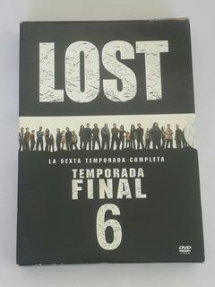 Box Set Lost - Sexta Temporada Completa - Dvds Originales