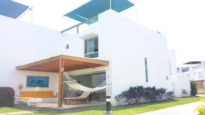 Alquiler / Venta Casa De Playa Asia Del Sol