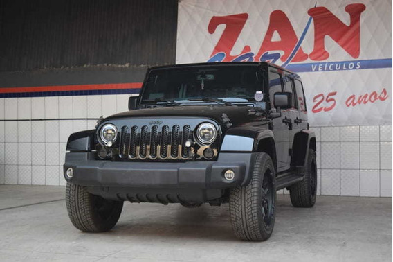 Jeep Wrangler Unlimited Sport 3.6 V6 284cv 4p 2015