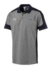 Playera Puma Bmw Motorsport Polo Logo