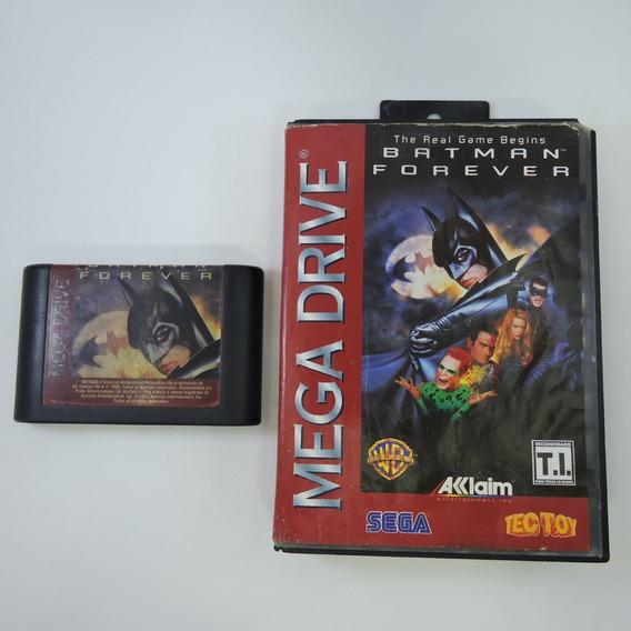 Batman Forever Original Mega Drive Tectoy
