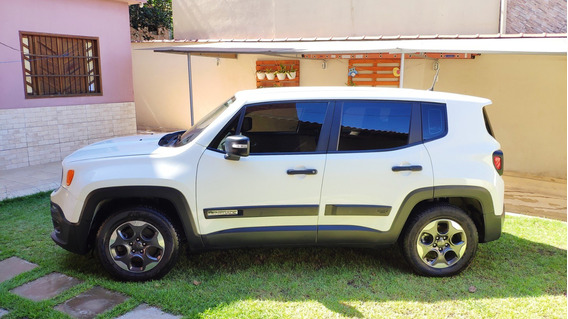 Renegade Sport 1.8 Flex Manual - 2016/2016 - Carro Impecável
