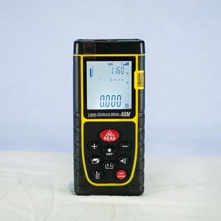 Distanciómetro Digital Con Medidor Láser.