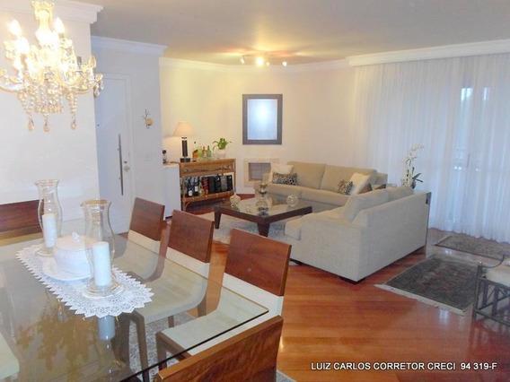 Apartamento Com 3 Dormitórios À Venda, 160 M² Por R$ 989.000,00 - Vila Suzana - São Paulo/sp - Ap0009