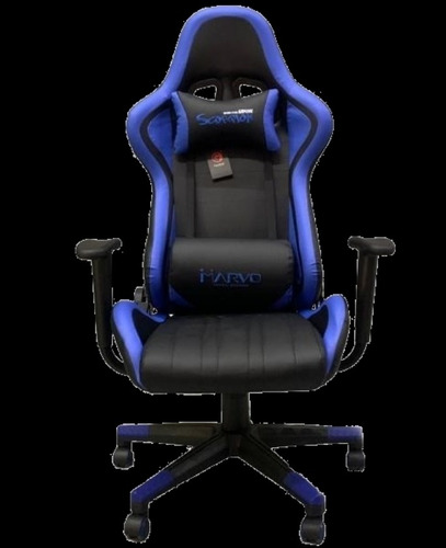 Silla Gamer Marvo Scorpion Ch114 Azul