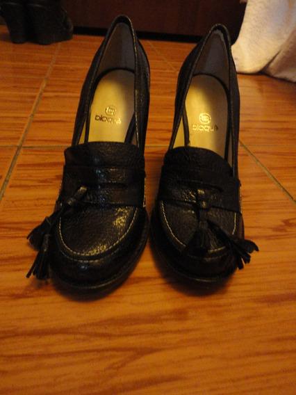 Zapatos Blaqué Negros