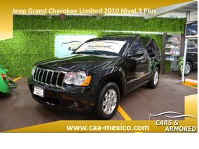 Jeep Grand Cherokee 2010 Blindada