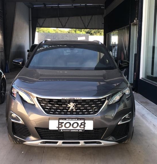 Peugeot 3008 Gt Line 2020