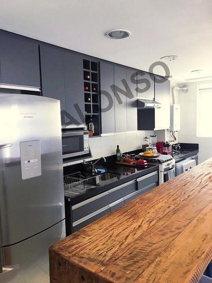 Apartamento Para Venda, 3 Dormitórios, Vila Nova Alba - São Paulo - 15736