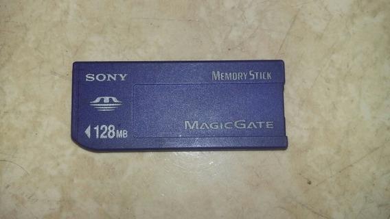 Memory Stick Sony 128mb Original
